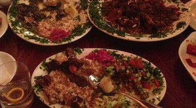Photo of Middle Eastern Restaurant Tanoreen at 7523 3rd Avenue, Brooklyn, NY 11209, United States