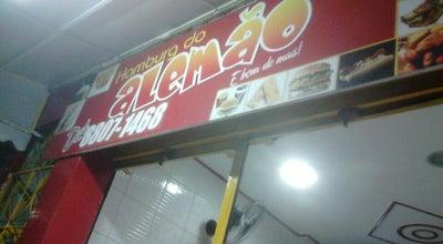 Photo of Burger Joint Pastel da Galega/Hamburg do Alemão at Avenida Getúlio Vargas, 379, Paulo Afonso, Brazil