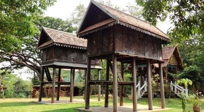 Photo of Temple Wat Burapha   วัดบูรพา at Phalorangrit Rd., Nai Mueang, Mueang Ubon Ratchathani 34000, Thailand