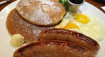 Photo of American Restaurant Mr. Pancake at 207 Mengzi Rd., Shanghai, China