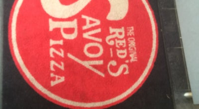 Photo of Pizza Place Red's Savoy Pizza at 3250 Denmark Ave, Eagan, MN 55121, United States