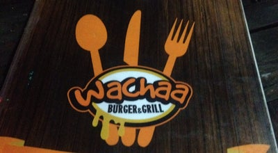 Photo of Burger Joint Wachaa Cafe at Parit Kadir, Malaysia