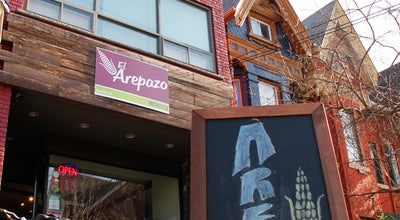 Photo of Arepa Restaurant El Arepazo at 181 Augusta Ave., Toronto, ON M5T 2L4, Canada