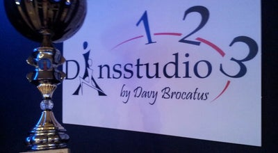 Photo of Dance Studio Dansstudio 1-2-3 at Lange Lozanastraat 16, Antwerpen 2018, Belgium
