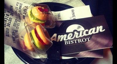 Photo of American Restaurant American Bistrot at 74 Rue De La Folie Méricourt, Paris 75011, France
