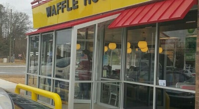 Photo of Breakfast Spot Waffle House Clairmont Road at I-85 at GA, United States