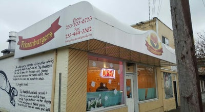 Photo of Burger Joint Friesenburgers at 308 E 26th St, Tacoma, WA 98421, United States