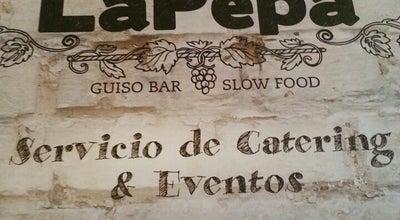 Photo of Comfort Food Restaurant LaPepa at Plaça Europa, 17-19, L'Hospitalet de Llobregat 08908, Spain