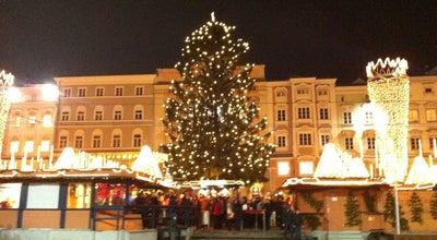 Photo of Christmas Market Christkindlmarkt am Hauptplatz at Hauptplatz, Linz 4020, Austria
