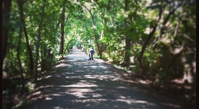 Photo of Trail Kay Gardner Beltline Trail at Toronto, ON, Canada