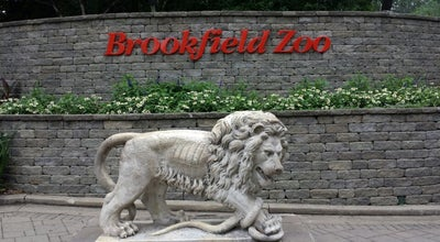 Photo of Zoo Brookfield Zoo at 8400 31st St, Brookfield, IL 60513, United States