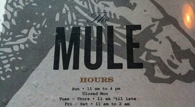 Photo of American Restaurant The Mule at 1630 N Blackwelder Ave, Oklahoma City, OK 73106, United States