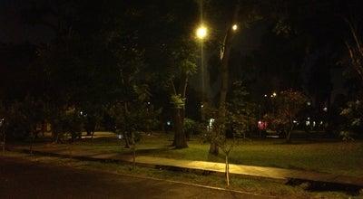 Photo of Park Parque Los Alamos at Urbanización Pando, Lima, Peru