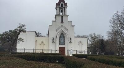 Photo of Church Sacred Heart of Jesus Church Храм Святейшего Сердца Иисуса at Суворова 40, Херсон, Ukraine