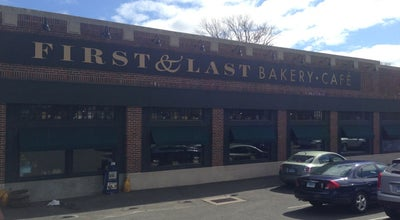 Photo of Bakery First & Last Bakery Cafe at 920 Maple Ave, Hartford, CT 06114, United States