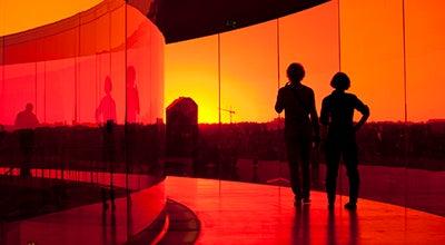 Photo of Art Museum ARoS Aarhus Kunstmuseum at Aros Allé 2, Aarhus C 8000, Denmark