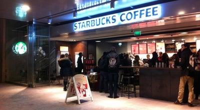 Photo of Coffee Shop Starbucks at Stationsplein, Rotterdam 3013 AJ, Netherlands