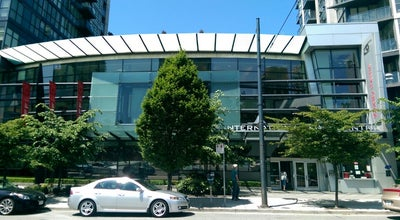 Photo of Movie Theater Vancouver International Film Centre at 1181 Seymour Street, BC, Canada