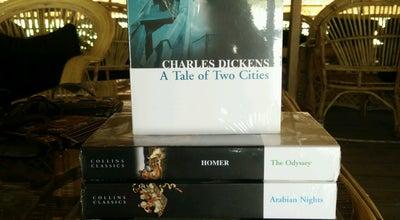 Photo of Bookstore Monument Books at No. 111 Norodom Blvd., Phnom Penh, Cambodia