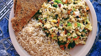 Photo of Vegetarian / Vegan Restaurant Nature's Health Food & Cafe at 555 S Sunrise Way #301, Palm Springs, CA 92264, United States
