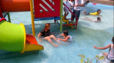 Photo of Pool Tirtoyoso Water Park at Kediri, Indonesia