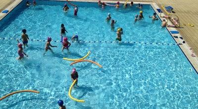 Photo of Pool Δημοτικό Κολυμβητήριο Μελισσίων at Υψηλάντου 1, Μελίσσια 151 27, Greece