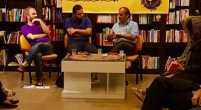 Photo of Bookstore Maah-e Now Bookstore | کتابفروشی ماه نو at Moallem St, Rasht | رشت, Iran