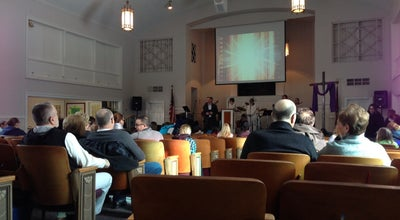 Photo of Church Cazenovia Park Baptist Church at 520 N Legion Dr, Buffalo, NY 14210, United States