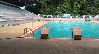 Photo of Pool สระว่ายน้ำ สนามกีฬากลางจังหวัดเชียงราย at Chiangrai 57000, Thailand