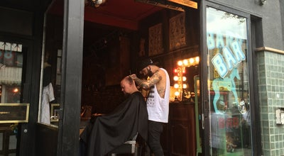 Photo of Salon / Barbershop Blue Dog Barber Shop at 3958 St-laurent, Montreal, Qc, Canada