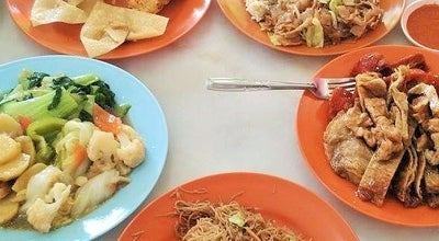 Photo of Vegetarian / Vegan Restaurant Sin Meng Kee Vegetarian Food at Malaysia