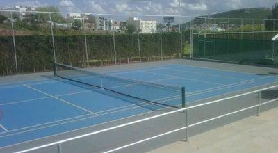 Photo of Tennis Court Canchas De Tennis at Tecnológico De Monterrey Campus Zacatecas, Guadalupe, Mexico