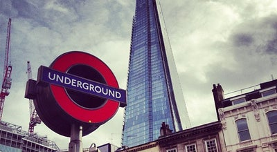 Photo of Subway London Bridge London Underground Station at 21 Duke Street Hill, London SE1 2SW, United Kingdom