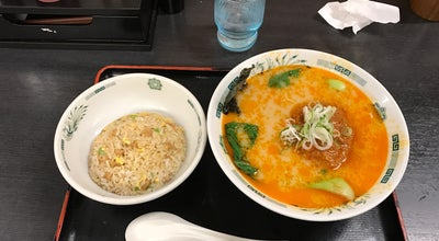 Photo of Chinese Restaurant 日高屋 JR熊谷駅店 at 筑波2-112, 熊谷市 360-0037, Japan