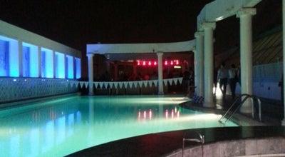 Photo of Cocktail Bar Level Lounge at Crowne Plaza, Abu Dhabi, United Arab Emirates