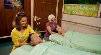 Photo of Massage Shiatsu & Massage Center at 226 Lewers St L #209, Honolulu, HI 96815, United States