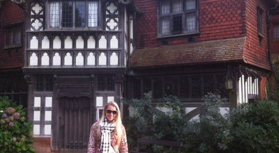 Photo of Historic Site Wightwick Manor at Wightwick Bank, Wolverhampton WV6 8EE, United Kingdom