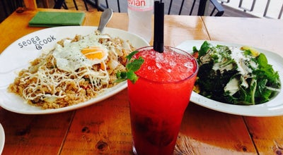 Photo of Diner 서가앤쿡 (Seoga & Cook) at 중구 동성로5길 68, 대구광역시, South Korea