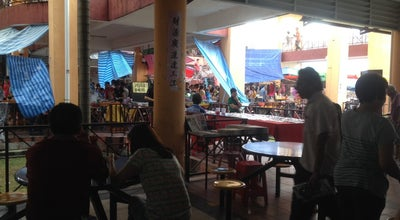 Photo of Arcade Hawker Centre@Bp Garden at Jalan Leban, Taman Makmur, Batu Pahat 83000, Malaysia