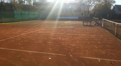 Photo of Tennis Court Tenisové kurty na Ostrově at Czech Republic