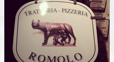 Photo of Italian Restaurant Romolo Tratoria & Pizzeria at C. De La Fuente, 3, Las Rozas de Madrid 28230, Spain