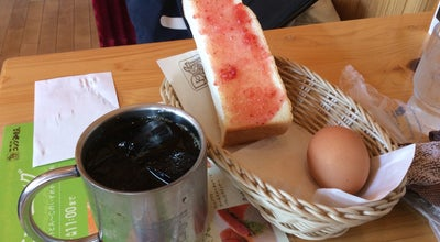Photo of Cafe コメダ珈琲店 彦根平田店 at 平田町1115番1, 彦根市 522-0041, Japan