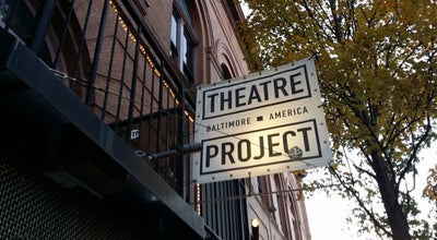 Photo of Theater Theatre Project at 45 W Preston St, Baltimore, MD 21201, United States