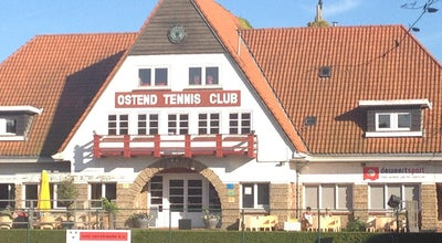 Photo of Tennis Court Ostend Tennis Club at Koninginnelaan 83, Oostende 8400, Belgium