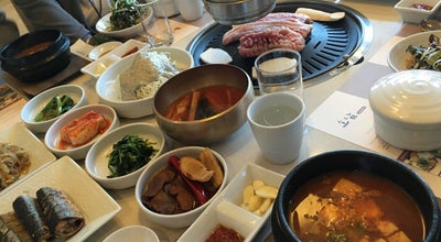 Photo of BBQ Joint 식객 at 보문로 402-12, 경주시, South Korea