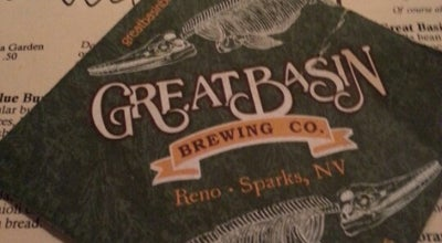 Photo of Brewery Great Basin Brewing Co. at 846 Victorian Ave, Sparks, NV 89431, United States