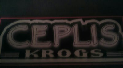 Photo of BBQ Joint Krogs Ceplis. at Jelgava, Latvia
