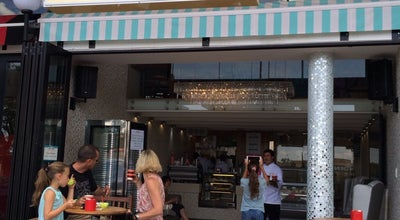 Photo of Ice Cream Shop Aroma Gelato & Waffle Lounge at South Africa
