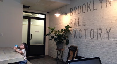 Photo of Japanese Restaurant Brooklyn Ball Factory at 95 Montrose Ave, Brooklyn, NY 11206, United States