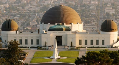 Photo of Other Venue Griffith Observatory at 2800 E Observatory Ave, Los Angeles, CA 90027